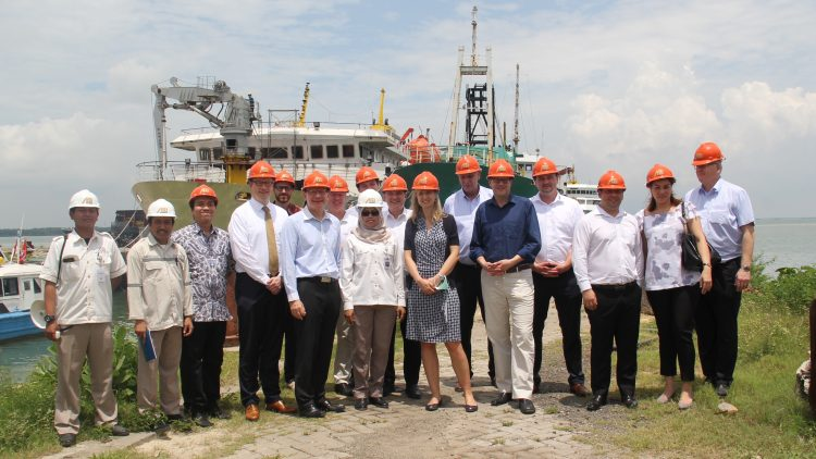 Event 2018: German Maritime Delegation Visit to Surabaya