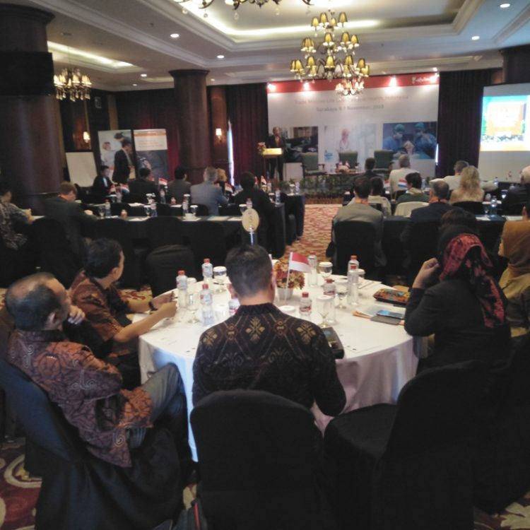 Event 2018: Dutch Trade Mission from Life Sciences and Health Sector to Surabaya