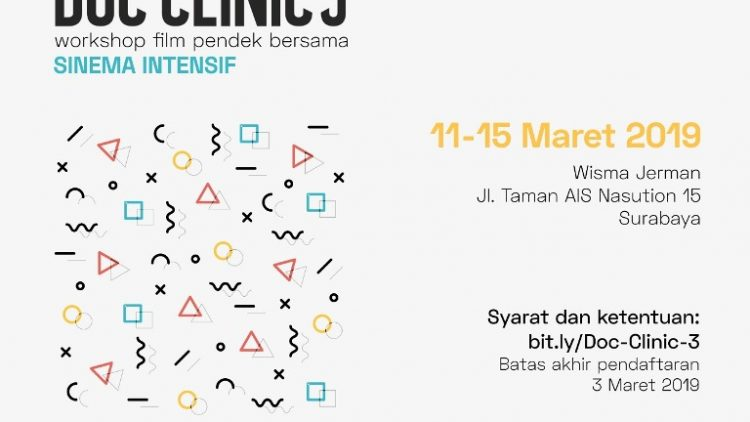 Doc-Clinic 3: Workshop Film Pendek