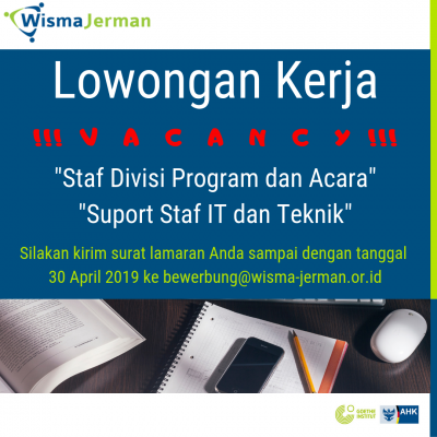 Join With us as IT Staff