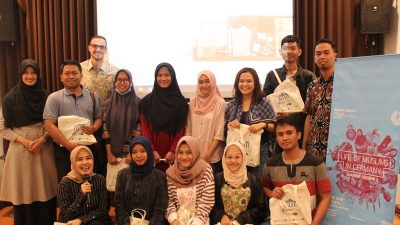 Wisma Jerman held the 2nd Sharing Session about Life of Muslims in Germany