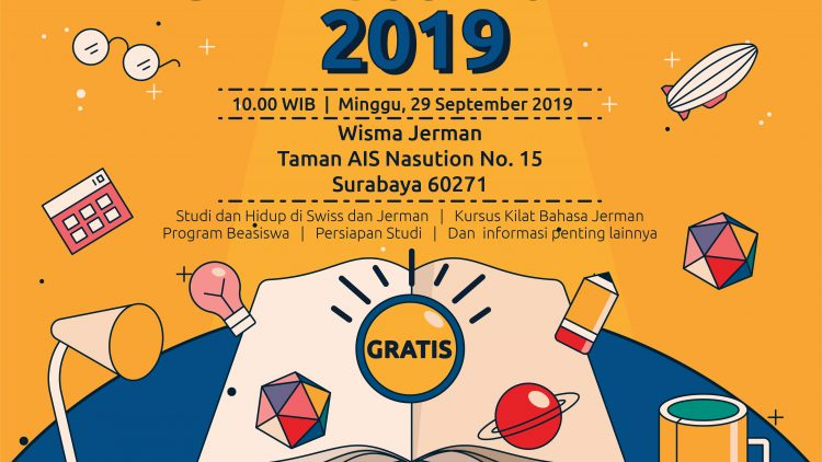 German Swiss Higher Education Fair 2019