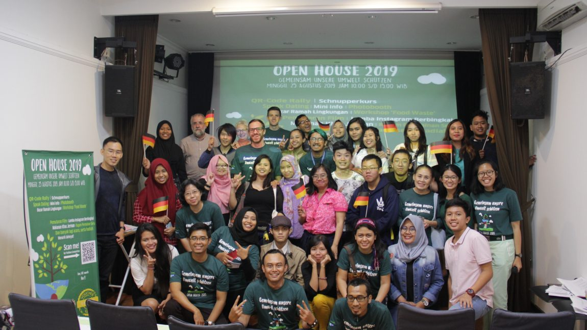 Wisma Jerman raises Environmental Awareness