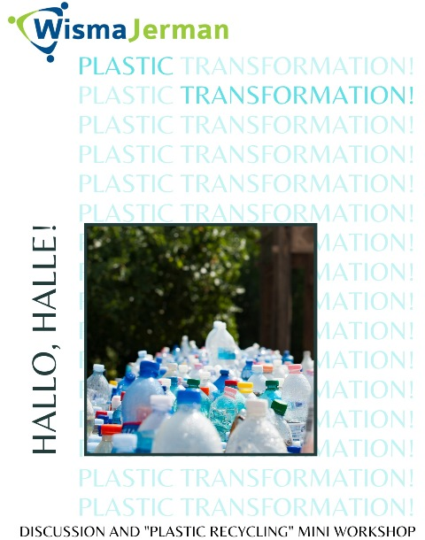 March 2020 Edition of Hallo, Halle!, – Plastic Transformation!