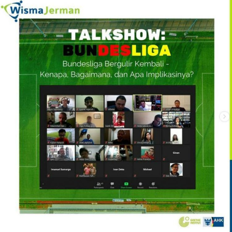"""Talkshow Bundesliga : """"Why, How and What are the Implications of it?"""""""